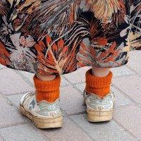 Сегодня во многих странах мира празднуют День бабушек и дедушек ) Про любовь к теплым носкам... :: Николай Белавин