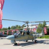 Ка52 на стоянке. Летающий пункт управления. :: Alexey YakovLev