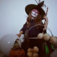 Ведьмочка Кэт :: Анастасия Погибелева