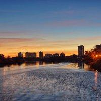 Закатное многоцветие :: Андрей Майоров