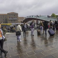 Venezia. Ponte della Costituzione. :: Игорь Олегович Кравченко