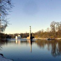 В парке, выпал первый снег  5 :: Сергей
