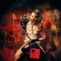 Flammable Liquid :: Александр Амеличкин