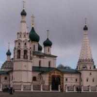 Церковь Ильи Пророка :: Ruslan