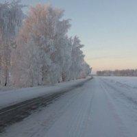 Снег :: Вадим Ивлев