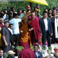 Далай Лама прибыл :: Evgeni Pa