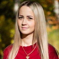 Портрет цвета осени :: Николай Гейкер