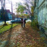 Гуляя в Осени ... :: Татьяна Котельникова