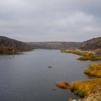 Осень на Южном Буге :: Владимир KVN