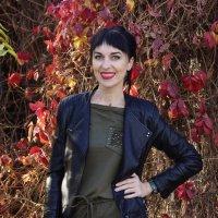 Яркая осень :: Наталия Сарана