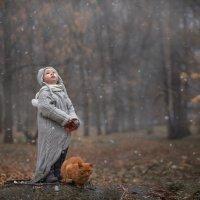 Первый снег :: Татьяна Скородумова