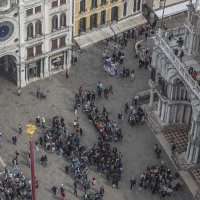 Venezia. L'angolo nord-est di Piazza San Marco. :: Игорь Олегович Кравченко