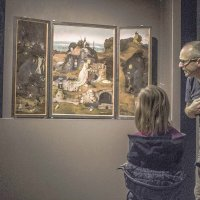 Venezia. In mostra i dipinti di Hieronymus Bosch. :: Игорь Олегович Кравченко