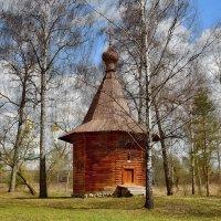 Деревянная часовня :: Olcen Len