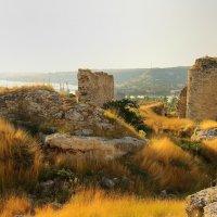 Крепость Каламита. Пещерный город Инкерман. Крым :: Oksanka Kraft