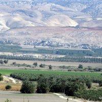 Иорданская долина. :: Валерьян Запорожченко