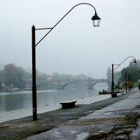 Турин, По, немного дождя :: Wirkki Millson