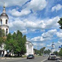 Боголюбово. Церковь Иоакима и Анны (1857 г.) :: Евгений Кочуров
