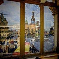 Из окна. :: Александр Бабаев