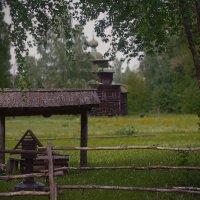 Деревянное зодчество :: Евгений