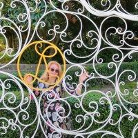 Кружево Ливадийского дворца :: ElenaS S