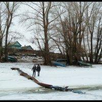 За городом зима (4) :: Юрий ГУКОВЪ