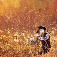 Осенняя песня солнцу :: Наталья Мячикова