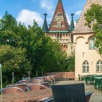 Замок в Люксембурге :: Игорь Сикорский