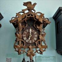 Часы с кукушкой :: Вячеслав Маслов