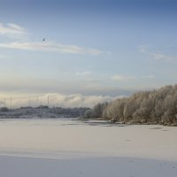 Вчера была осень, а сегодня зима :: Светлана marokkanka