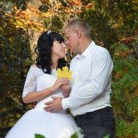 Осенняя свадьба :: АЛЕКСЕЙ ФОТО МАСТЕРСКАЯ
