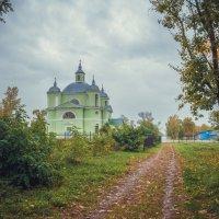 Церковь :: Евгений Шанцев