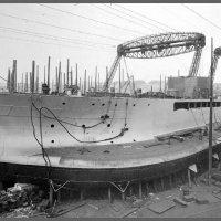 """HMS Marshal Soult"". 1915 год.английский монитор, достройка. :: Александр"