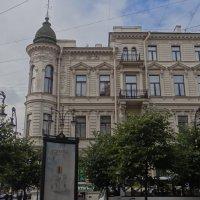 дом на Чернышевской :: Sabina