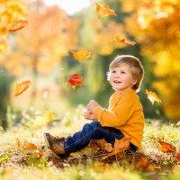 Золотая осень :: Марина Шавловская