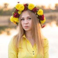 Портрет :: Анастасия Худошина