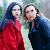 Две сестры :: Яна Минская