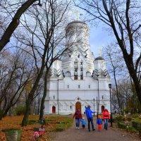 Храм Усекновения главы Иоанна Предтечи в Дьякове... :: Oleg4618 Шутченко