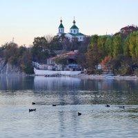 Озеро Абрау :: Алексей Поляков