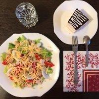 Сервировка завтрака :: Елена Примачёва
