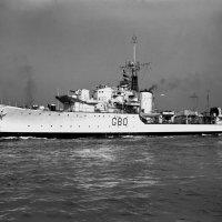 """HMS Opportune"" 1946. английский минный заградитель. :: Александр"