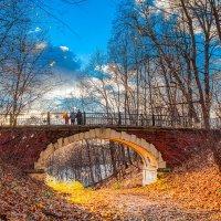 Солнечный мостик :: Mikhail Andronikov