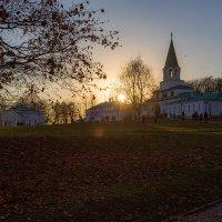 Вечерний ноябрь :: Андрей Шаронов