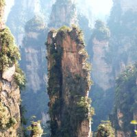 "Парк ""Аватар"" в Чжанцзяцзе, Китай :: Agapa ***"