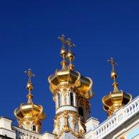 Церковь Екатерининского дворца :: Ирина Фирсова
