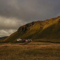"""""""Налетела"""" непогода... Исландия! :: Александр Вивчарик"""