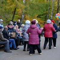 Осенний вальс :: Vorona.L