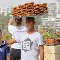 Продавец бубликов (Симитич) :: Nina Karyuk