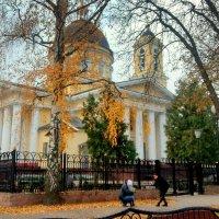 осень в парке Гомеля 3 :: Александр Прокудин