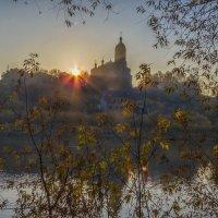 Клязьма,рассвет :: Сергей Цветков